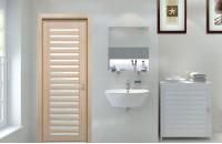 浴室门是向外开好还是向内开好 延长浴室木门使用寿命的方法