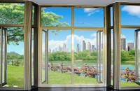 平开窗与推拉窗的区别 家装窗户材质有哪些