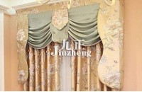 窗帘窗幔的款式有哪些 窗帘窗幔如何安装