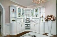 欧式酒柜常见风格有哪些 欧式酒柜如何选购与保养