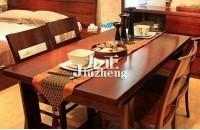 实木餐桌常见材质有哪些 实木餐桌怎么保养