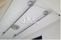 阳台晾衣杆的常见种类与特点 ...