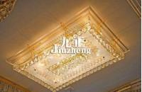 方形水晶灯有什么优点 客厅方形吊灯如何选购