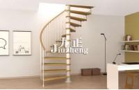 旋转楼梯尺寸一般是多少 旋转...