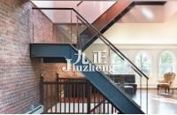 铁艺楼梯如何选购设计 铁艺楼...
