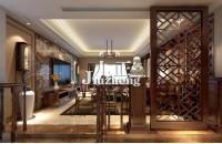 客餐厅隔断常见设计方法 室内...
