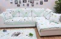 组合沙发沙发垫怎么铺?沙发...