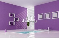 装修紫色配什么色?紫色装修搭配什么颜色好看?