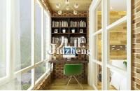 阳台装修成书房不可缺少的元素 阳台改书房的注意事项