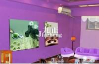 装修房子黄色可以配紫色吗?紫色房屋配什么颜色好看?