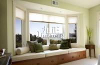 飘窗怎么利用 飘窗台面哪种装...