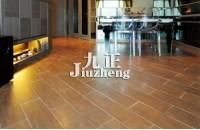 木纹砖和木地板的区别 木纹砖铺贴注意事项