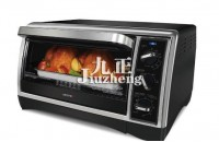 电烤箱的用途 如何正确使用烤箱