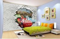 儿童房壁纸如何选购 儿童房壁纸铺贴方法