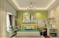 适合卧室墙面装饰的颜色有哪...