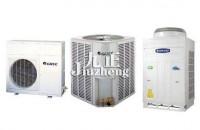 空气能中央空调的优点 空气能...