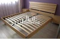 排骨架床的优缺点 实木床排骨...