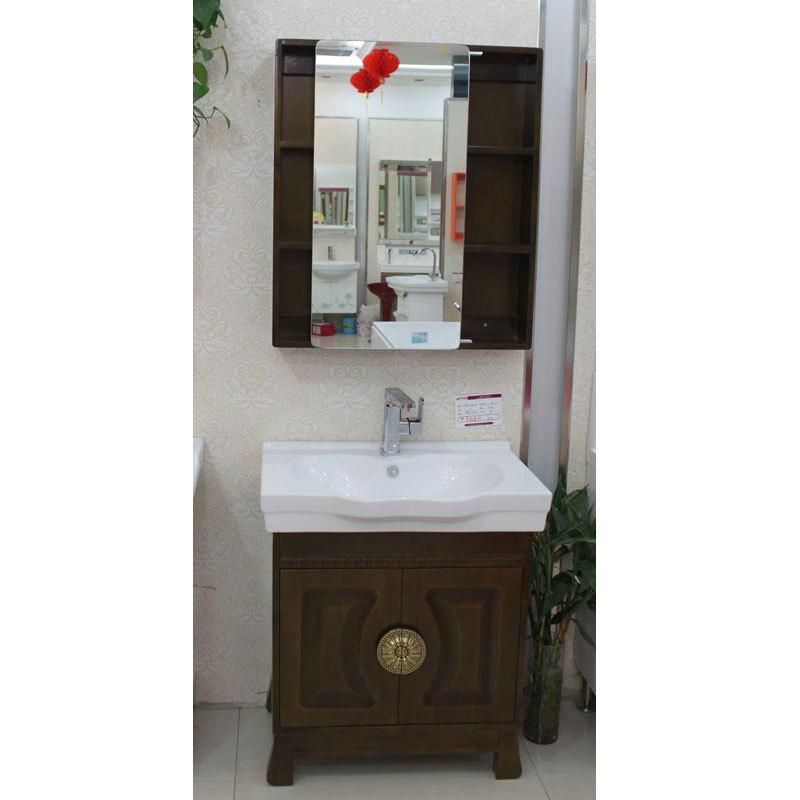 乐家 法诺尔8002浴室柜图片