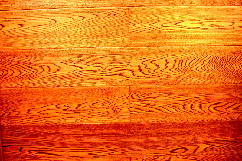 蓝帜 3308实木复合地板图片
