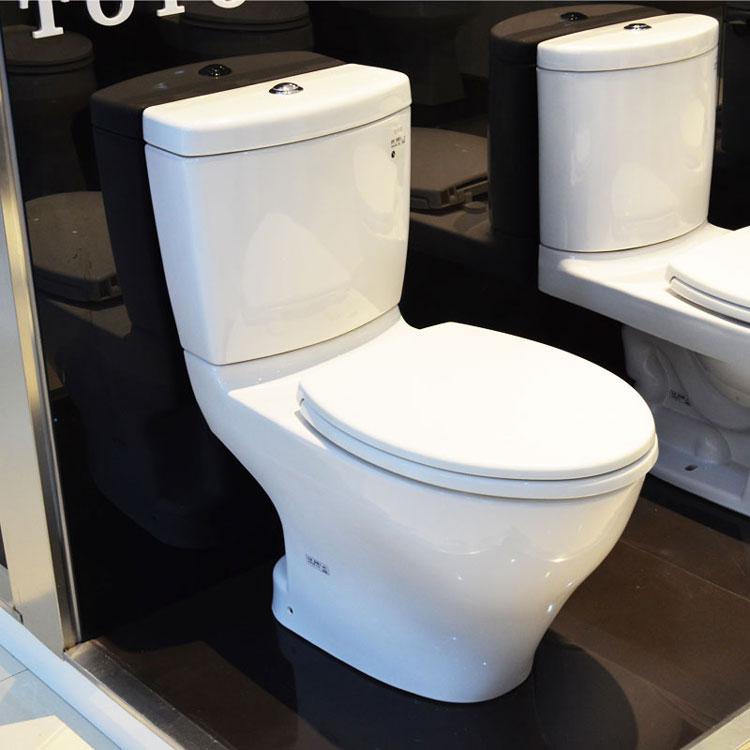 【toto卫浴洁具 马桶座便器cw981nb地排水缓盖】