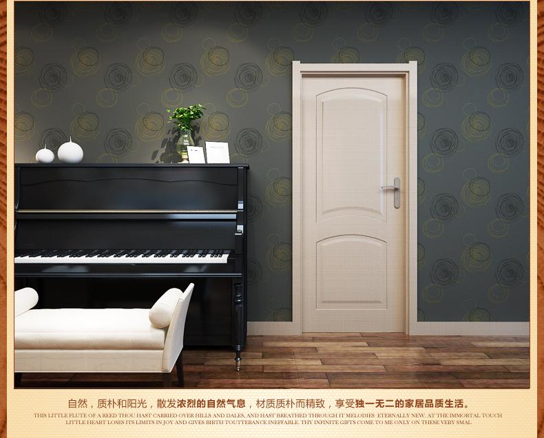 【欧派木门01欧式时尚室内门卧室门套装门3d立体雕刻