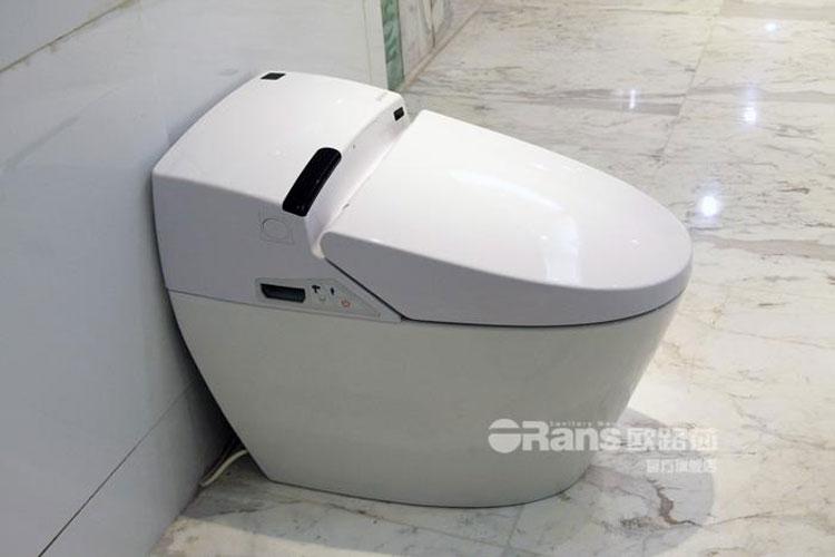 【欧路莎无水箱智能马桶一体智能座便器