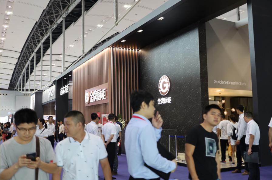 引领、革新、正流行 | 金牌厨柜广州建博会圆满落幕!