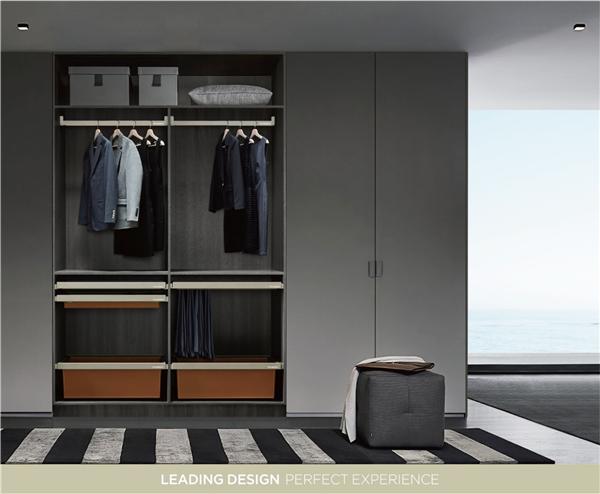 干货|衣柜定制的五个窍门!悍高阿玛尼助你过上品质生活