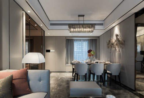 2020深圳国际精优游平台1.0注册平台住宅展×九度设计:大隐于市,自在小居