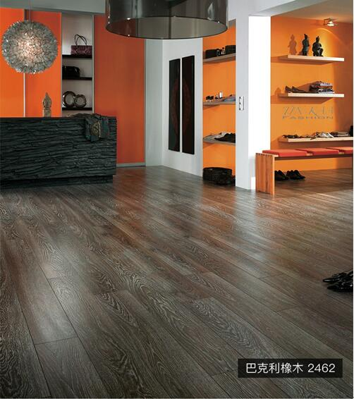 KRONOSWISS瑞士卢森商用级别地板 耐磨易清洁