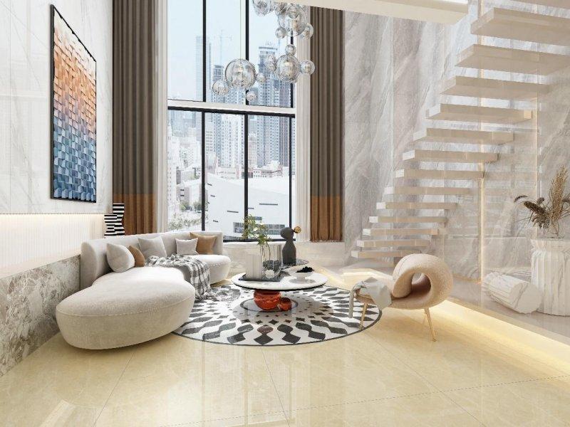 欧神诺瓷砖为你打造**无二幸福愉悦的家居色彩_2