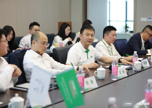 家居新材料工厂总经理施连军解读小森科创板商业模式