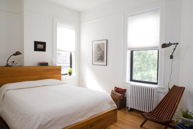 极简欧式公寓装修效果图