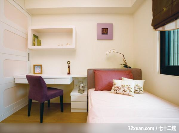 异国风情低成本高格调,北京泰吉伟邦设计公司,高震,儿童房,书柜,床头