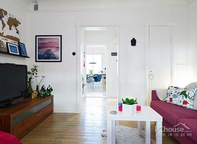 37平北欧风单身公寓 (11/12)图片