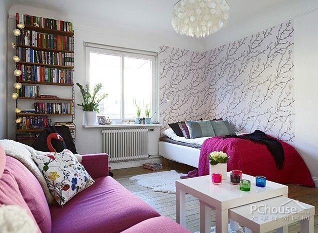 37平北欧风单身公寓 (7/12)图片