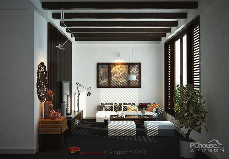 新亚洲风格的室内各角落设计 (29/30)图片