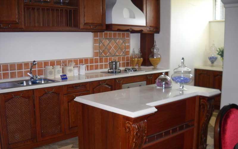 西式厨房装修效果图 (2/5)图片