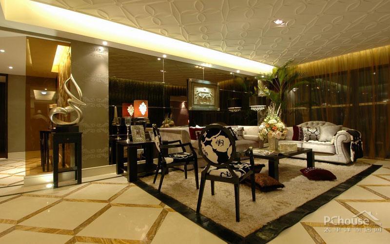 金碧辉煌 奢华欧式风格装修效果图 第9张 家居图库 九正家