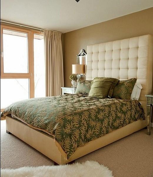 17万打造120平欧式田园风格卧室装修图片