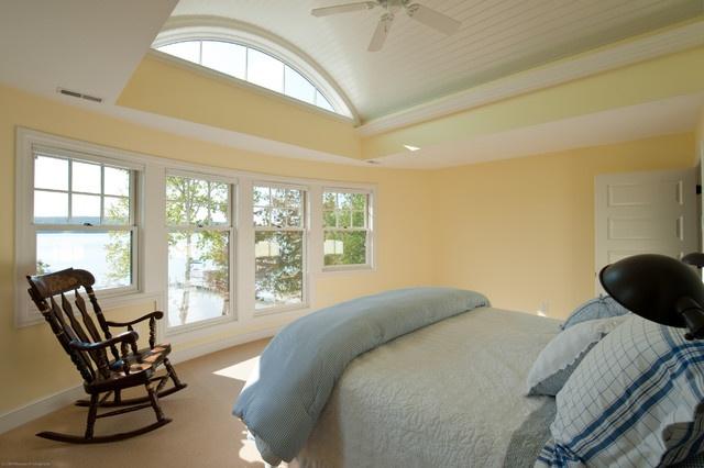 19万打造华美地中海风格二居卧室装修效果图大全