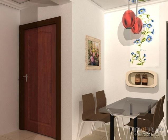 二居室餐厅装修效果图大全