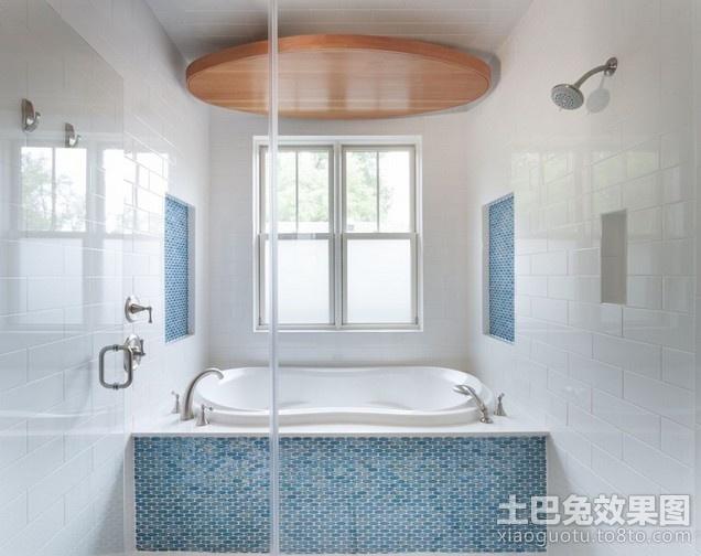 小卫生间浴缸 带浴缸的卫生间 (1/4)
