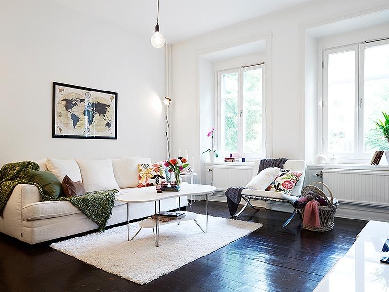 55平方米小户型小客厅装修效果图装修效果图