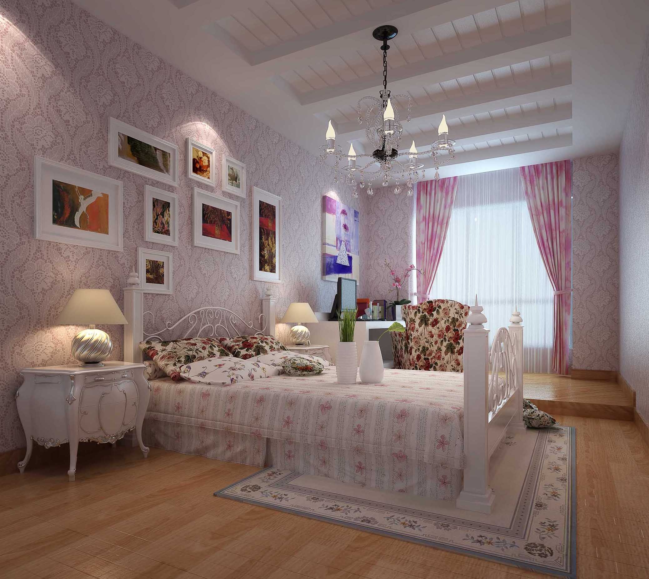 欧式风格儿童房装修效果图装修效果图