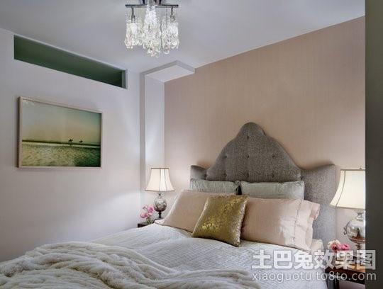 纽约50平米开放型公寓小卧室装修效果图大全2012图片 3 4高清图片