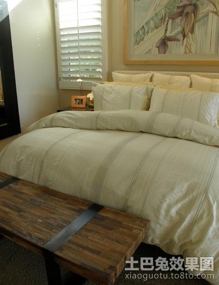 简单欧式装修图卧室装修效果图