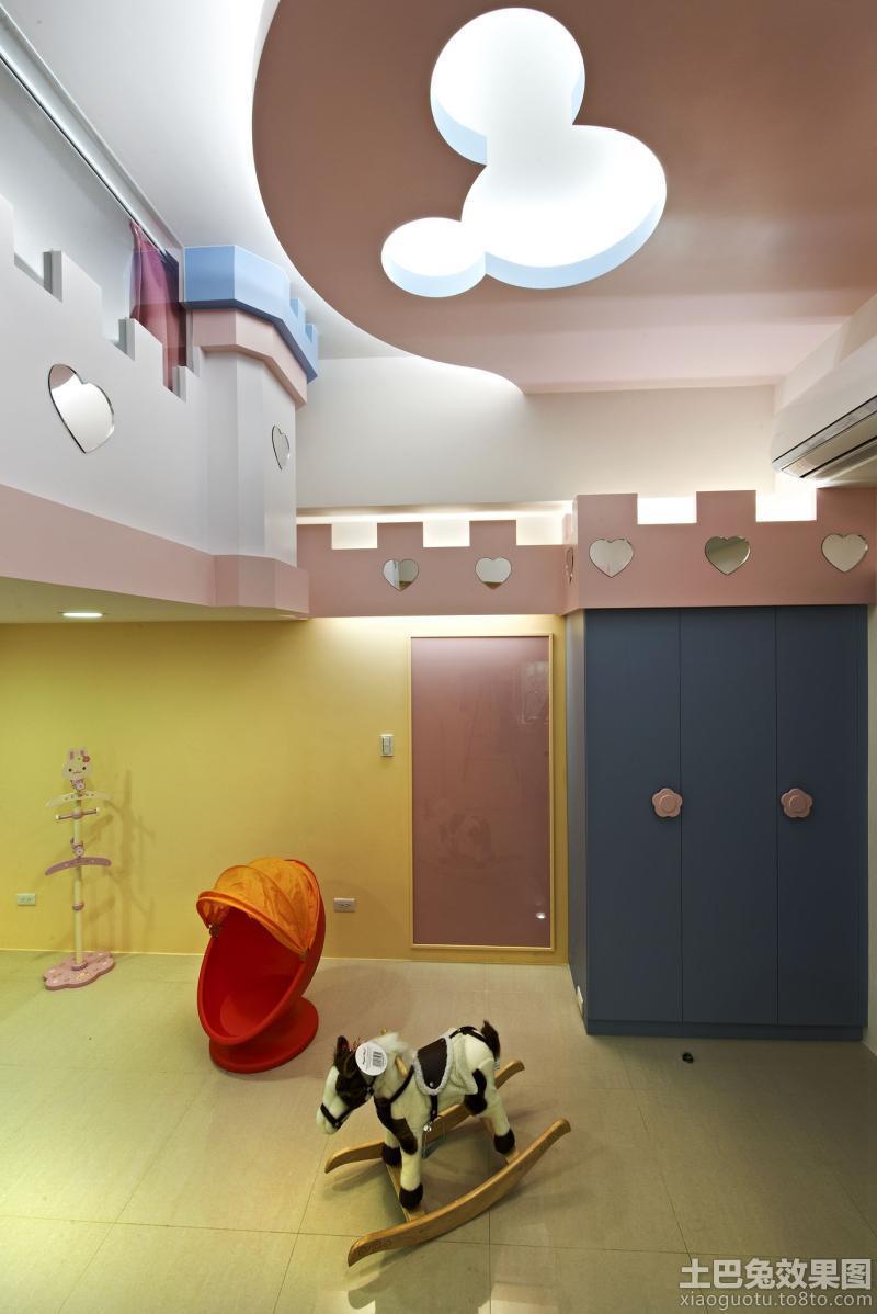 创意loft户型活动室吊顶造型设计装修效果图 第1张 家居图库 九正家居网高清图片