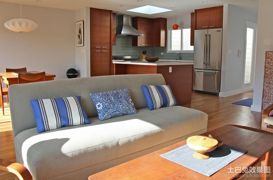 50平米小户型客厅装修效果图装修效果图 第3张 家居图库 高清图片