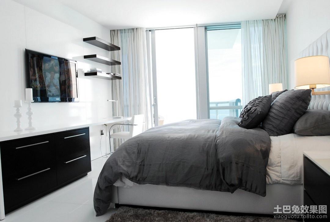 现代简约风格卧室室内装修效果图装修效果图 第3张 家居图高清图片